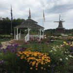 Holland Windmill Garden