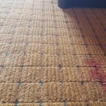 Abstract carpet.