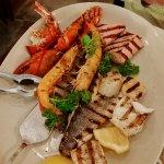 Fish & Shellfish Mixed Grill Platter