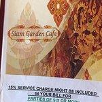 Foto de Siam Garden Cafe