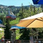 Summer Time at Snowbird