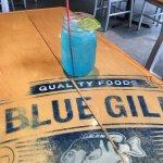 Blue Gill resmi