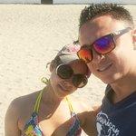 Playas hermosas y de arena muy suave y blanca