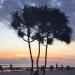 Foto de Laguna Gili Beach Restaurant