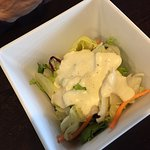 salad with buttermilk