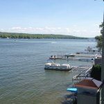 Conesus Lake.