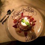 birthday butter cake