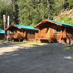 Chilkoot Trail Outpost Foto