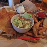 Fish and chips - Fado - Seattle, WA