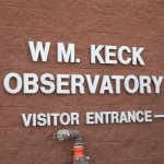 Keck Observatory - closed at 4pm