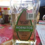 The Tequila that was recommended to my hubby.... pretty light!