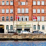 Frontage View of the Copenhagen Strand