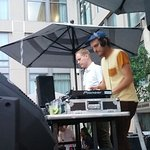 The Classics playing Live at the Hard Rock Hotel - rooftop poolside party!