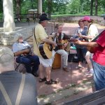 Gloryland Gospel Band at Minnehaha Park