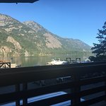 North Cascades Lodge at Stehekin-billede