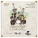 Rock n Roll Still Alive on Sunday, Sept 10th 2017 at VIN+ Seminyak Bali with PLAN B feat THE BOT