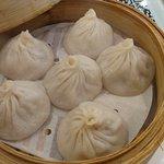 Steamed Pork Bun (Dumplings)