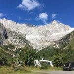 Camping Des Glaciers Foto