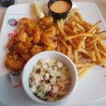 Rhode Island Style Fried Shrimp