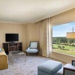 Waldorf Suite Living Area