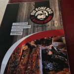 Big Bone BBQ & Wicked Wings1 resmi