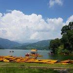 Photo de Begnas Lake