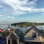 Lunenburg Harbour View