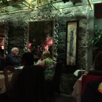 Le Saint-Amour, décor élégant, cuisine fine à 2 pas du Château Frontenac.