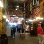 Inside Wall drug store