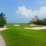 Photo de El Camaleon Mayakoba Golf Club