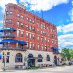 The Lafayette Hotel in downtown, Marietta, OH
