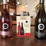 These are the excellent KIM CRAWFORD WINES now being offered by Durans Station!