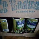 la fameuse bière à l'artichaut : un régal !!!