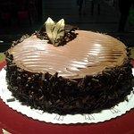 Tryffelisuklaakakku
