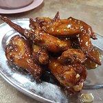 Famous Fatt Kee Chicken Wing