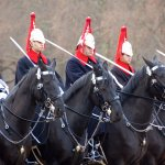 Horse Guards parade.