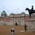 Horse Guards building.