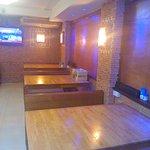 Guptaji Ki Kitchen newly remodeled! Warm and comfortable.