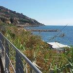 Photo de Pista Ciclabile della Riviera Ligure