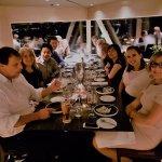 Dining at Astrum Grill & Raw Bar