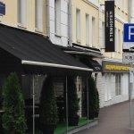 Ресторан В ТЕМНОТЕ?!