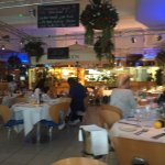 San Carlo Leicester - lovely atmosphere