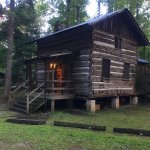 So many options if you like lodging. Here is one of the cabins.