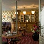 Bar de l'hôtel Clos Saint Martin ©Eliophot