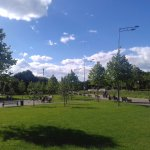 Photo de Gorkiy Central Park of Culture and Recreation
