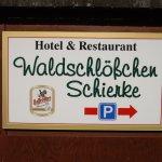 Foto de Waldschlosschen Schierke