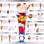 Our Sundae menu