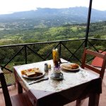 Desayunos en El Parador
