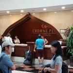 Photo de Crowne Plaza Hotel Antalya