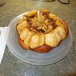A guest favorite... Cinnamon Pecan Rolls
